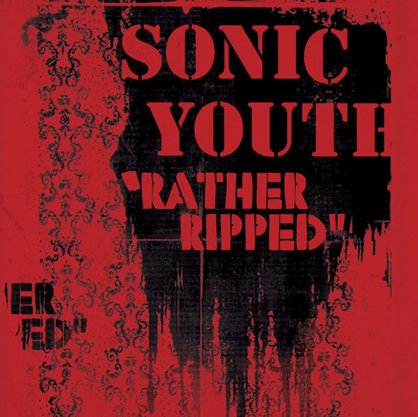 Sonic Youth Rather Ripped LP LP- Bingo Merch Official Merchandise Shop Official