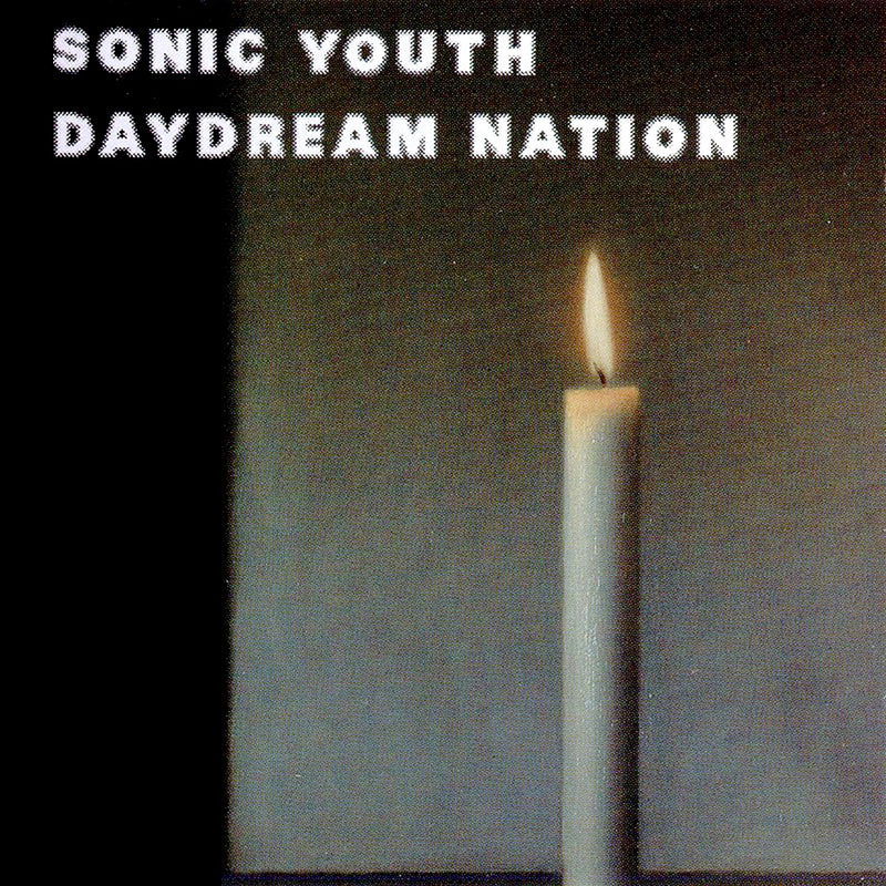 Sonic Youth Daydream Nation (4LP deluxe box) Vinyl-Boxset- Bingo Merch Official Merchandise Shop Official