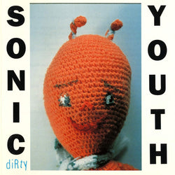 Sonic Youth Dirty LP 2LP- Bingo Merch Official Merchandise Shop Official