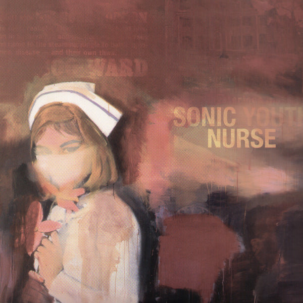 Sonic Youth Sonic Nurse LP 2LP- Bingo Merch Official Merchandise Shop Official