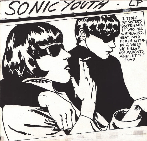 Sonic Youth Goo (4LP deluxe box) Vinyl-Boxset- Bingo Merch Official Merchandise Shop Official