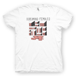 Screaming Females Candles T-Shirt- Bingo Merch Official Merchandise Shop Official