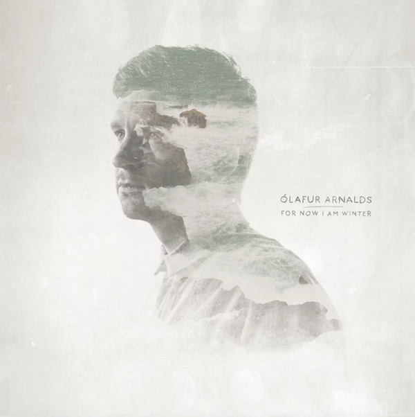 Ólafur Arnalds For Now I Am Winter CD CD- Bingo Merch Official Merchandise Shop Official
