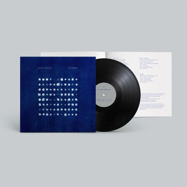 Ólafur Arnalds re:member LP LP- Bingo Merch Official Merchandise Shop Official