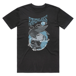 Earthless Shroom Tshirt- Bingo Merch Official Merchandise Shop Official