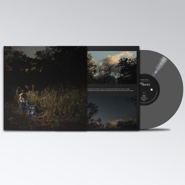 (PRE-ORDER) Ignorance Limited Edition Silver LP