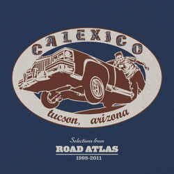 Calexico Selections from ROAD ATLAS 1998-2011 CD CD- Bingo Merch Official Merchandise Shop Official