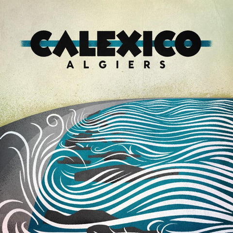Calexico Algiers CD CD- Bingo Merch Official Merchandise Shop Official