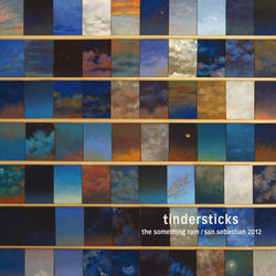 tindersticks The Something Rain / San Sebastian 2012 2CD - Bingo Merch Official Merchandise Shop Official