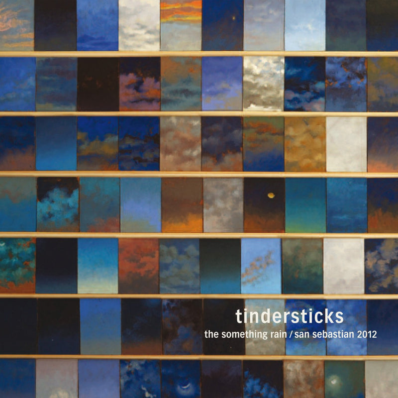 tindersticks The Something Rain / San Sebastian 2012 ltd. 2CD CD Deluxe- Bingo Merch Official Merchandise Shop Official