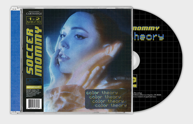 Colour Theory CD