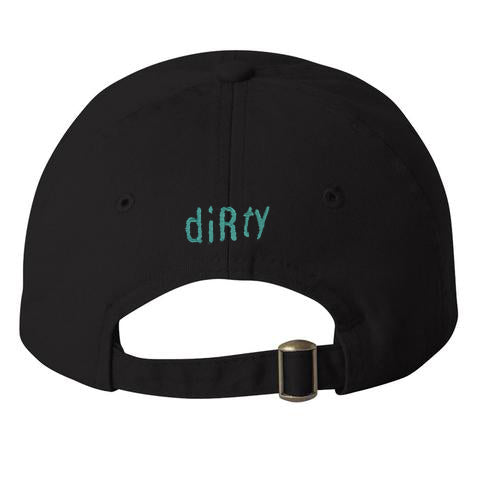 Dirty Baseball Cap
