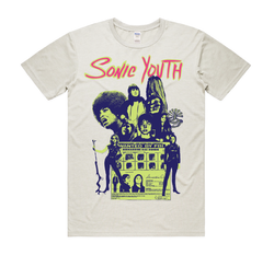 Sonic Youth Kool Thing T-Shirt- Bingo Merch Official Merchandise Shop Official