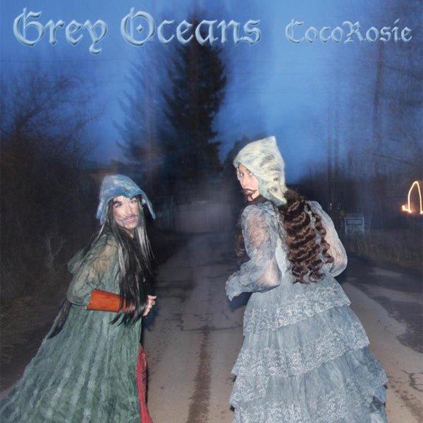 CocoRosie Grey Oceans CD CD- Bingo Merch Official Merchandise Shop Official