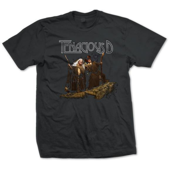 Tenacious D Wizards T-Shirt- Bingo Merch Official Merchandise Shop Official
