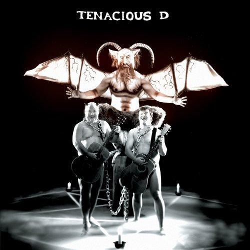 Tenacious D Tenacious D CD CD- Bingo Merch Official Merchandise Shop Official