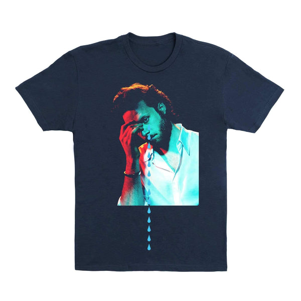Father John Misty Tears T-Shirt- Bingo Merch Official Merchandise Shop Official