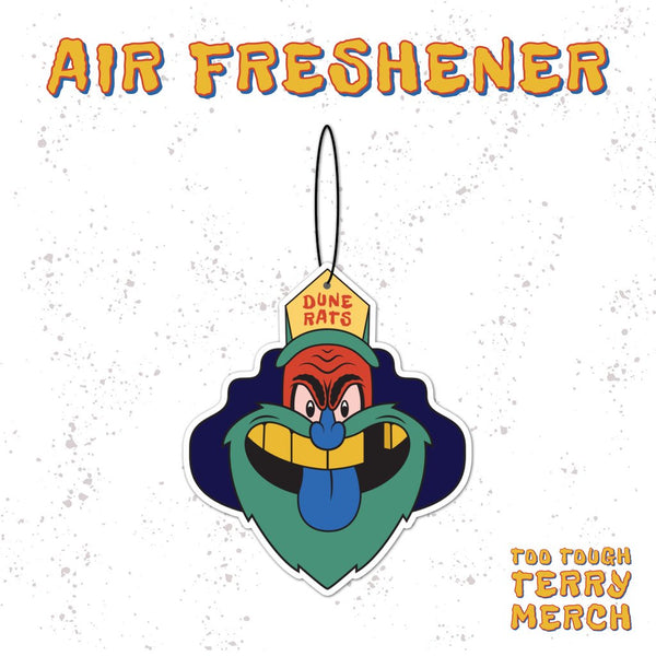 (PRE-ORDER) Too Tough Terry Air Freshener