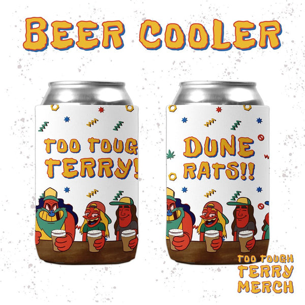 (PRE-ORDER) Too Tough Terry Beer Cooler