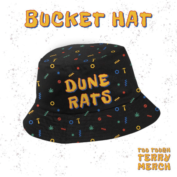 (PRE-ORDER) Too Tough Terry Bucket Hat