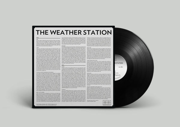 The Weather Station S/T LP