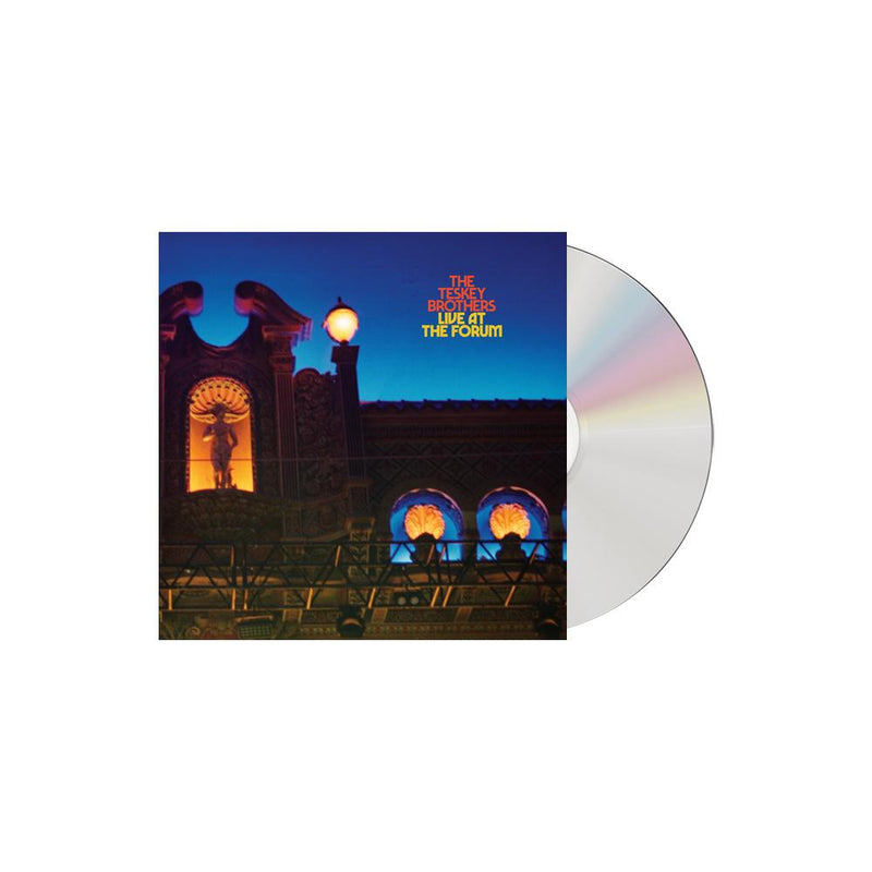 Live At The Forum CD