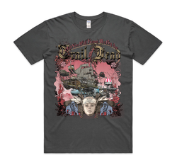 ...And You Will Know Us By The Trail Of Dead Warship T-Shirt- Bingo Merch Official Merchandise Shop Official