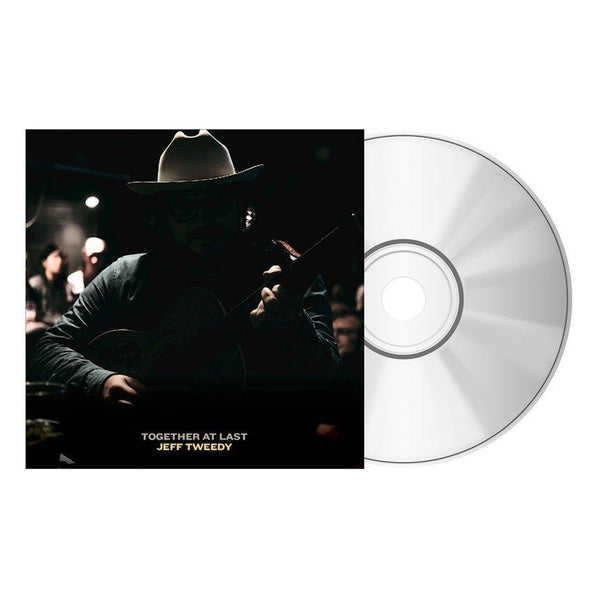 Jeff Tweedy Together At Last CD CD- Bingo Merch Official Merchandise Shop Official