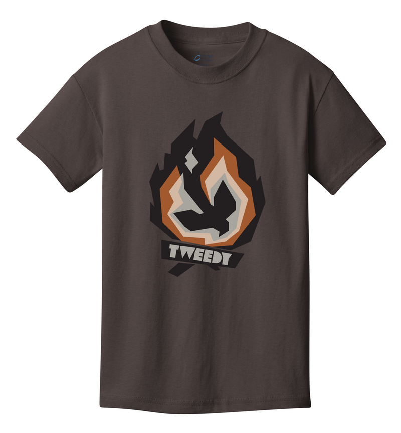 Jeff Tweedy Leaf T-shirt T-Shirt- Bingo Merch Official Merchandise Shop Official