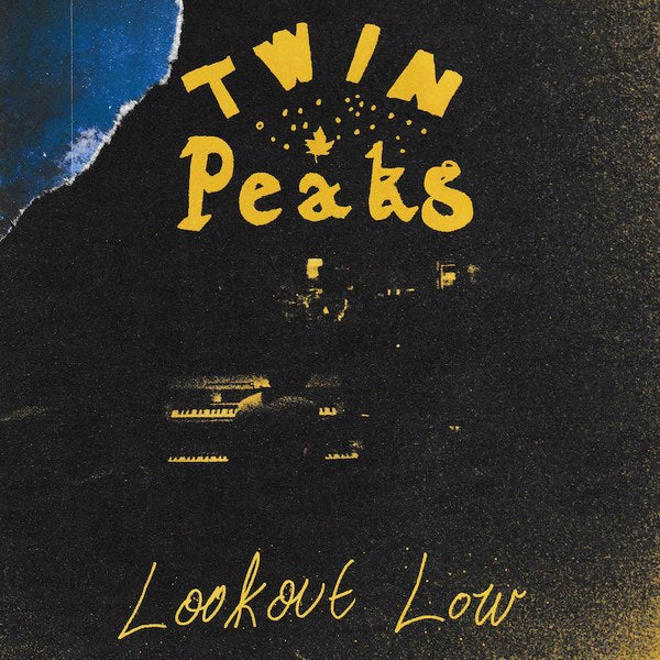 Twin Peaks Lookout Low LP LP- Bingo Merch Official Merchandise Shop Official