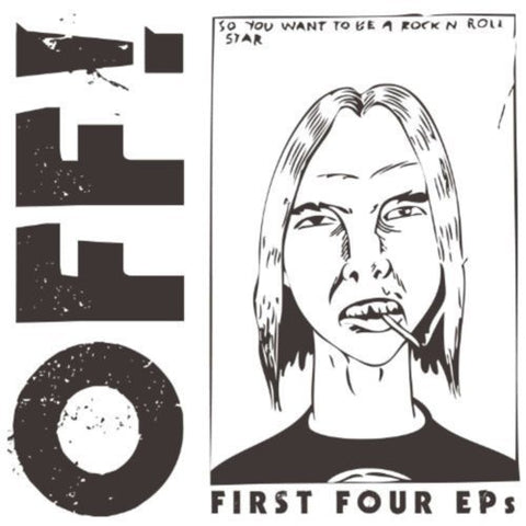 First Four EPs CD
