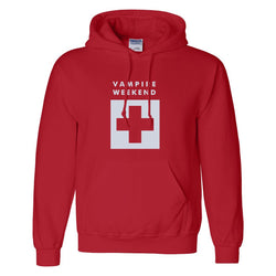 Vampire Weekend Ski Patrol Hoodie - Bingo Merch Official Merchandise Shop Official