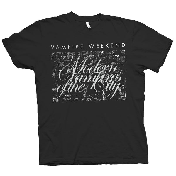 Vampire Weekend Cityscape - Bingo Merch Official Merchandise Shop Official