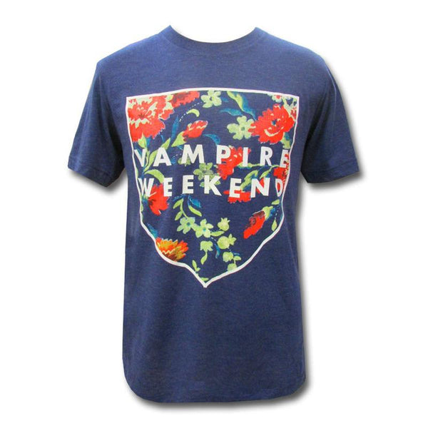 Vampire Weekend Shield - Bingo Merch Official Merchandise Shop Official