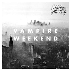 Vampire Weekend Modern Vampires Of The City CD - Bingo Merch Official Merchandise Shop Official