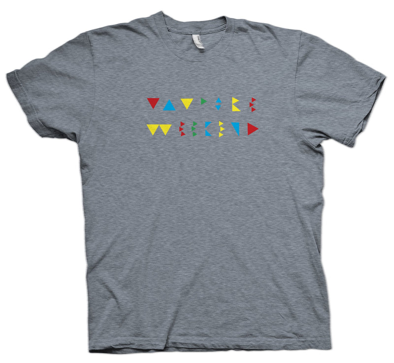 Vampire Weekend Primary Logo T-Shirt- Bingo Merch Official Merchandise Shop Official