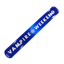 Vampire Weekend Slap Bracelet Other- Bingo Merch Official Merchandise Shop Official