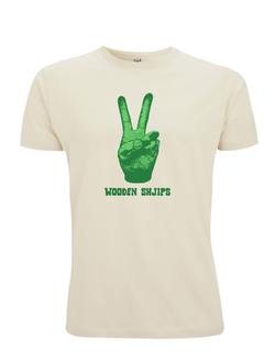 Wooden Shjips V T-Shirt T-Shirt- Bingo Merch Official Merchandise Shop Official