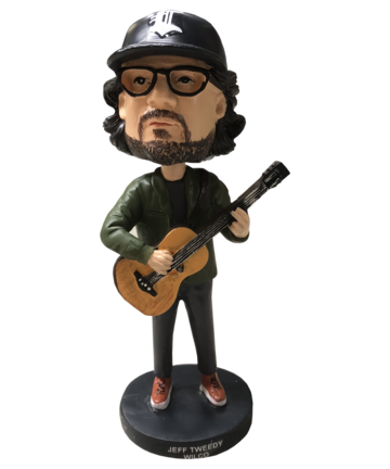 Wilco Jeff Tweedy Bobble Head Version 2 Other- Bingo Merch Official Merchandise Shop Official