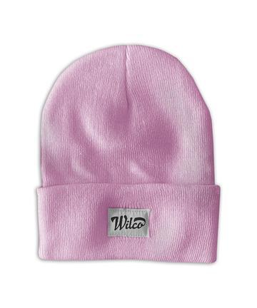 Wilco Winter Knit Hat Pink Hat- Bingo Merch Official Merchandise Shop Official