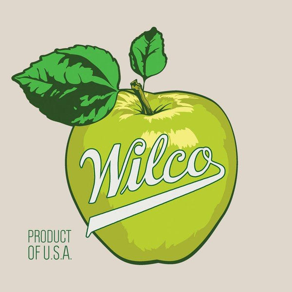 Wilco Apple T-Shirt T-Shirt- Bingo Merch Official Merchandise Shop Official