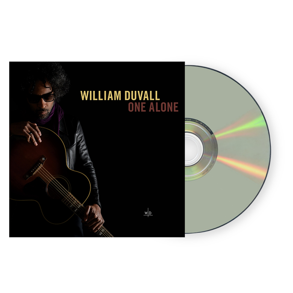 William DuVall One Alone CD CD- Bingo Merch Official Merchandise Shop Official
