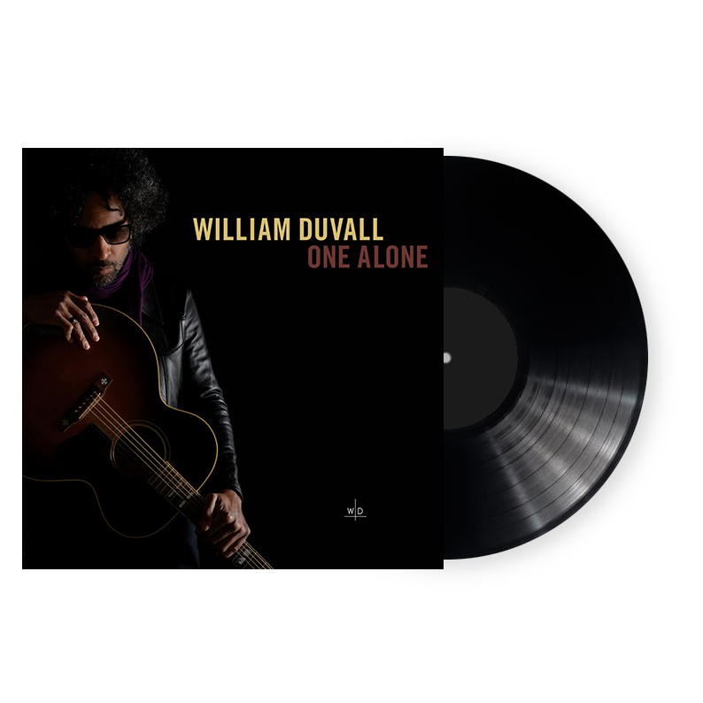 William DuVall One Alone LP LP- Bingo Merch Official Merchandise Shop Official