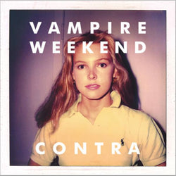 Vampire Weekend Contra CD - Bingo Merch Official Merchandise Shop Official