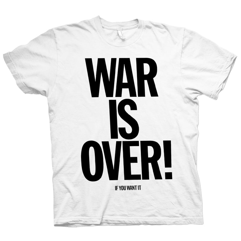 Yoko Ono War Is Over Shirt- Bingo Merch Official Merchandise Shop Official