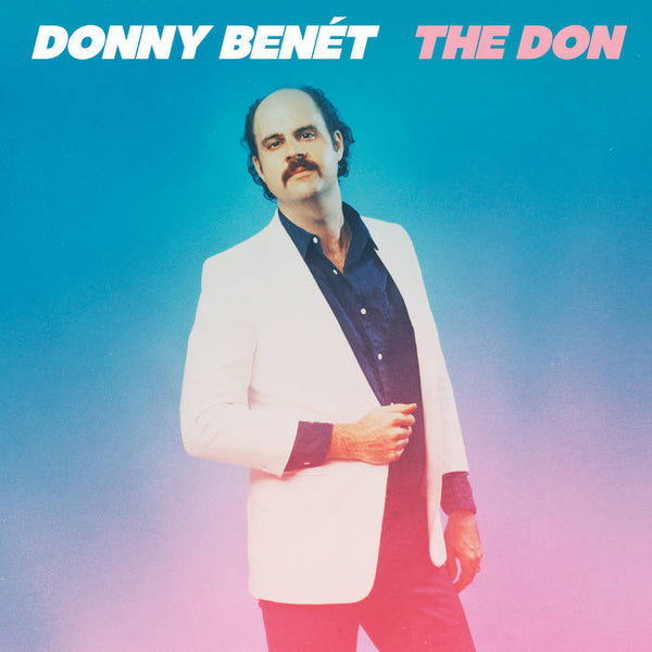 Donny Benét The Don LP - Bingo Merch Official Merchandise Shop Official