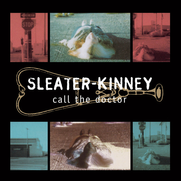 Sleater Kinney Call The Doctor LP LP- Bingo Merch Official Merchandise Shop Official