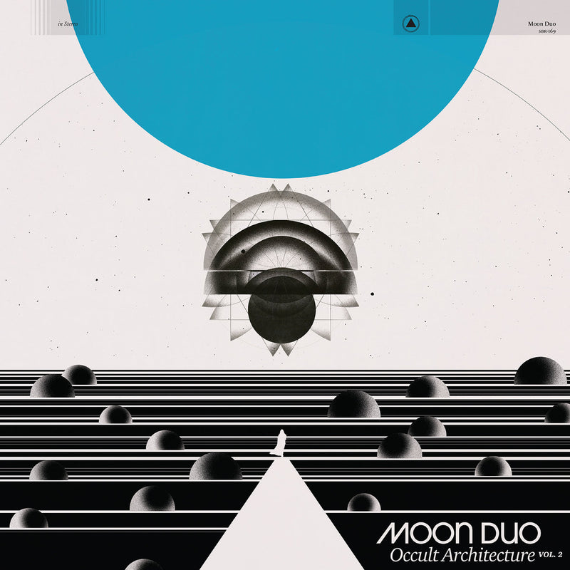 Moon Duo Occult Architecture Vol. 2 CD CD- Bingo Merch Official Merchandise Shop Official