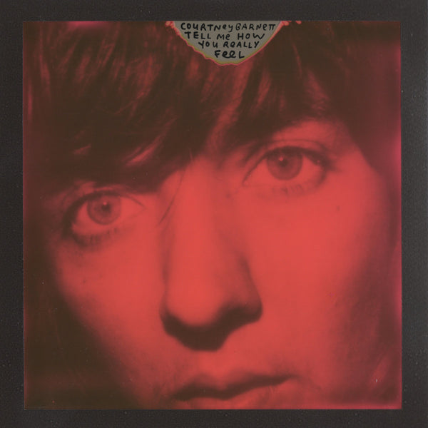 Courtney Barnett Tell Me How You Really Feel LP LP- Bingo Merch Official Merchandise Shop Official