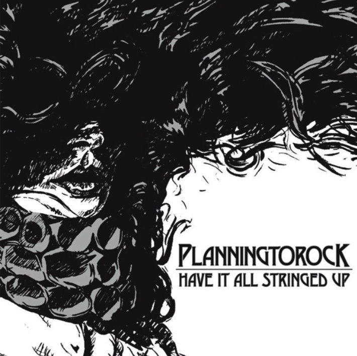 Planningtorock Have It All Stringed Up CD CD- Bingo Merch Official Merchandise Shop Official
